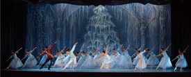 Courtesy photo &nbsp&nbsp Alameda Civic Ballet's production of The Nutcracker will be held for the 12th time this year. Due to renovations to Kofman Auditorium, the show will take place in Castro Valley for the first time.