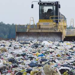 Courtesy www.cleanwateraction.org &nbsp&nbsp If the human race is to avoid destroying itself and the earth with its endless supply of plastic, we must curtail the widespread distribution of single-use packaging.