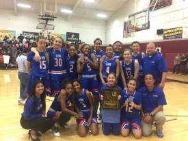 Chris Pondok  The SJND Women's Basketball Team completed their season last Saturday with a second-place finish in the NorCal region.