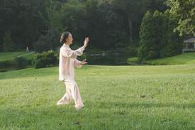 Courtesy https://nccih.nih.gov &nbsp&nbsp Regularly practicing Tai Ji Quan, or Tai Chi, has been shown to better prevent falls in older people than traditional methods of stretching.
