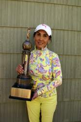 Courtesy photo  Tai Chewpanich is the 2016 Alameda Women's Golf Club Champion.