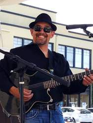 Courtesy photo &nbsp&nbsp Tommy Adams of GypsyFire will perform at the First Congregational Church this Saturday.